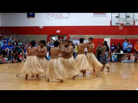 Micronesian  Dance - Dance a Thon