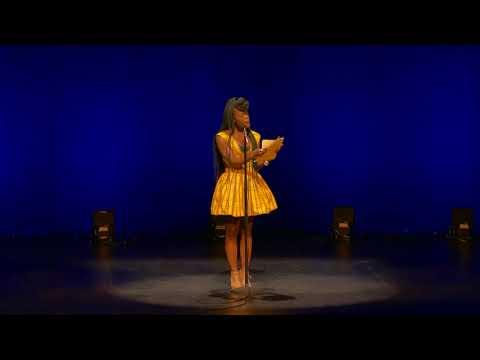 2017 Women of the World Poetry Slam   Ebony Stewart  An Ode to My Pussy