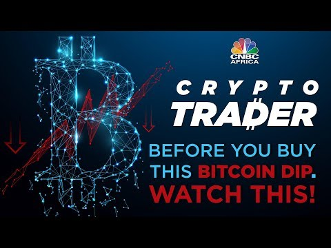 Before you buy this Bitcoin Dip- Watch this!
