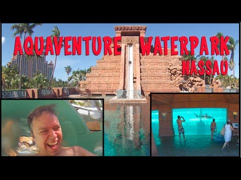 Aquaventure at Atlantis Nassau, Bahamas, Very unOfficial Travel Guides