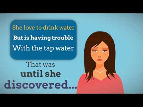 Benefits of Purified Water | Whole House Water Filter
