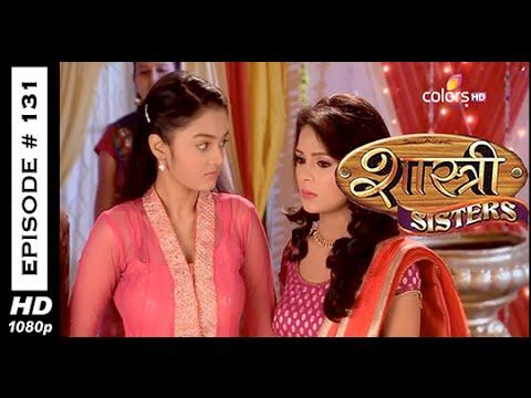 Shastri Sisters - शास्त्री सिस्टर्स - 19th December 2014 - Full Episode (HD)