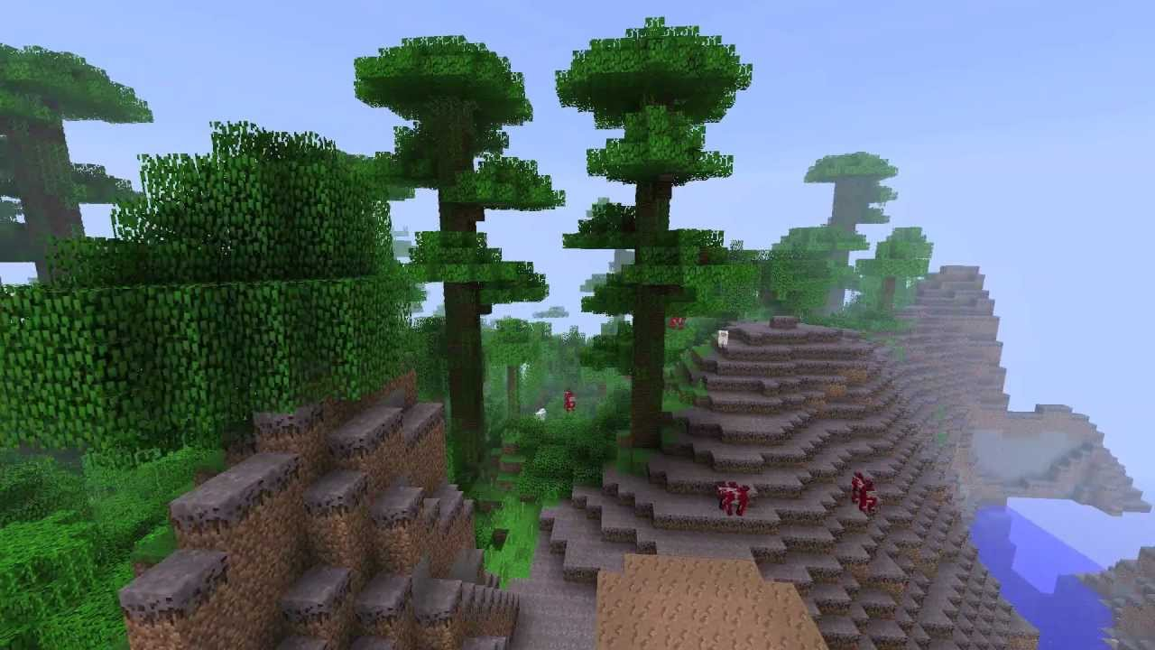 how to get glowing mushroom biome seeds