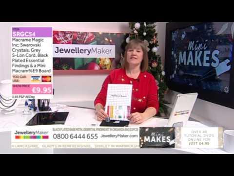 JewelleryMaker LIVE 24/12/16 6pm - 11pm
