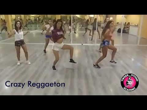 Yomil y danny- como messi vs cristiano- coreo - Reggaeton class