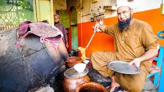 Street Food in Peshawar - AMAZING PAYA + CHARSI TIKKA | Pakistani Food Tour!