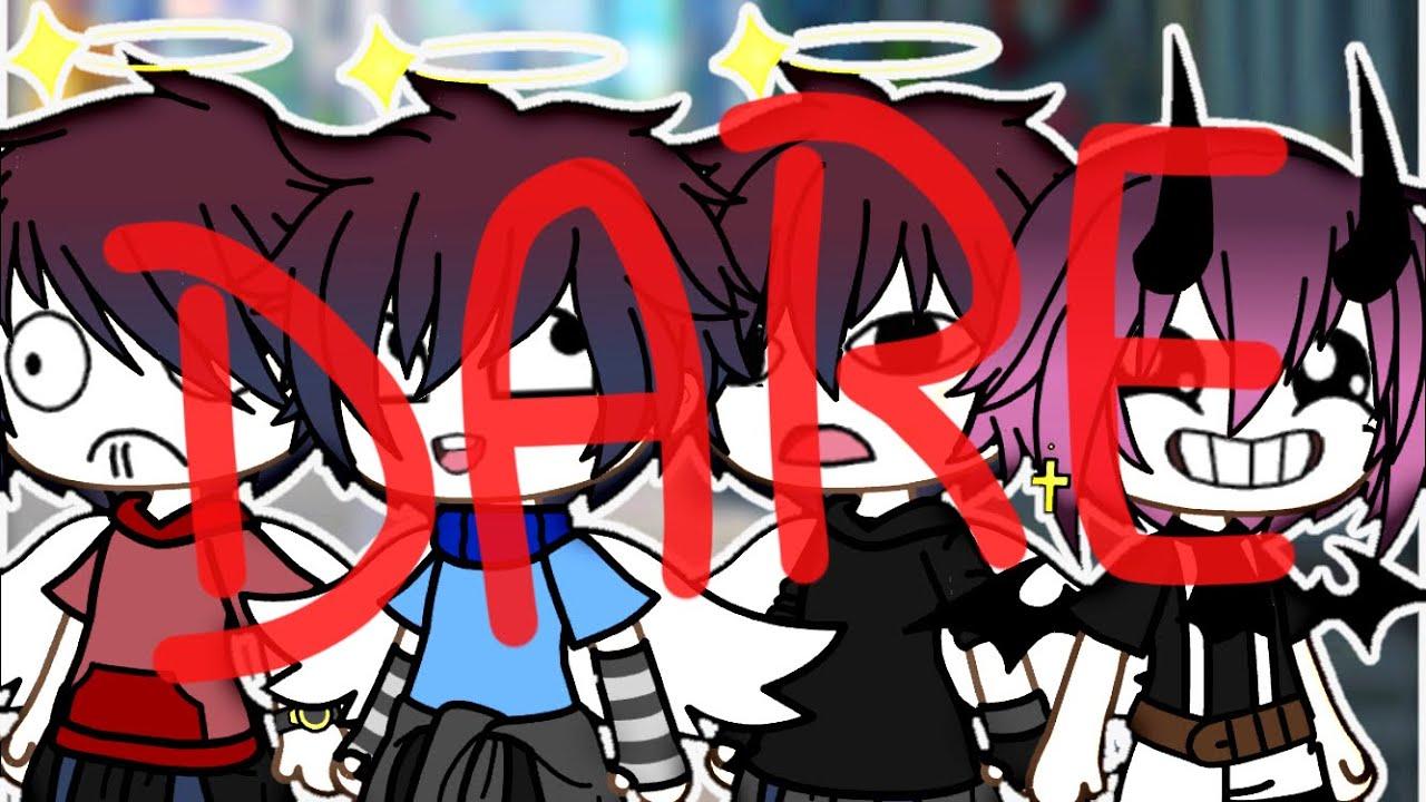 ¡ DARE ! 1.Sister.&.3brothers.///Gacha~Life///