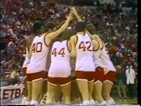 1983 IHSAA State Championship: Connersville 63, Anderson 62