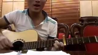 Duyên Phận- guitar cover Đức Mạnh:)