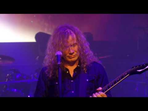 Megadeth - Trust Live in SP Brazil 07.08.2016