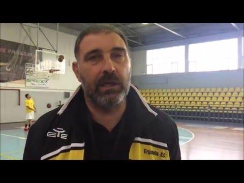 Video | 43o Πανελλήνιο Εφήβων: Τι λένε οι προπονητές. Video με τις δηλώσεις  από το yt channel της ΕΟΚ