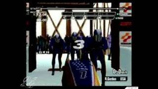 ESPN International Winter Sports 2002 GameCube Gameplay -