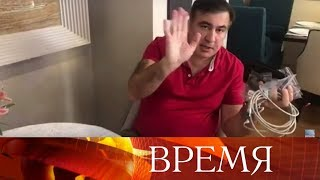 Цирк строянским конем  Чем закончатся скандальные гастроли поУкраине Михаила Саакашвили?