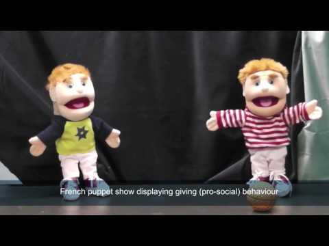With A Puppet Show For Babies, Researchers Uncovered The Basis Of Prejudice