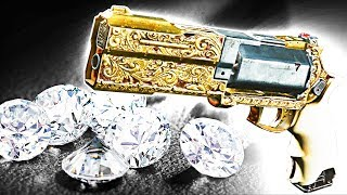 THE LAST PISTOL.. Unlocking Diamond