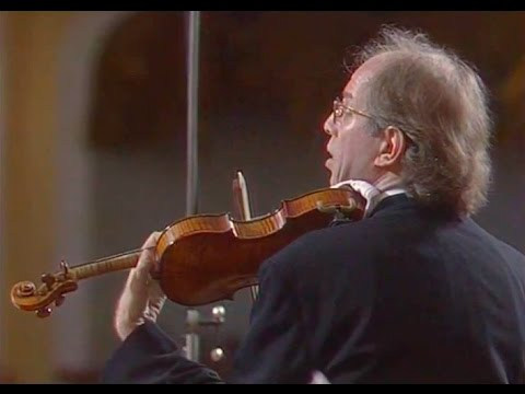 Gidon Kremer plays Mozart, Lourie, Schubert, Rochberg - video 1992