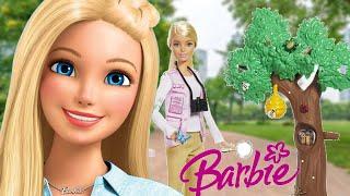 Rodzinka Barbie Badaczka owadw National Geographic GDM49