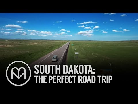South Dakota: Home of the Perfect Road Trip