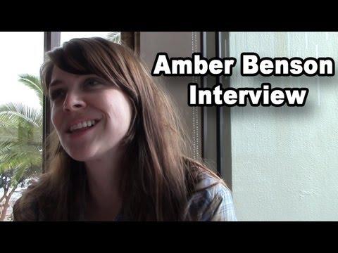 Amber Benson Interview