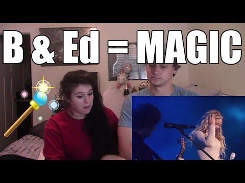 """Beyonce ft. Ed Sheeran - Drunk in Love..."" | COUPLE"