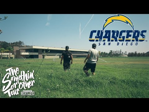 Trending - Guys Explore Abandoned San Diego Chargers Headquarters