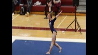 Champlin Park wins Section 5AA Gymnastics