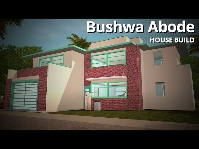 The Sims 3 House Building - Bushwa Abode (Roaring Heights LP House)