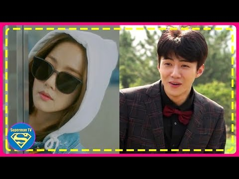 Park Minyoung And EXO's Sehun Are Especially Cracking Everyone Up With A Sneak Peek Of Their Hilario