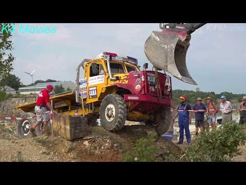 6x6 Truck In Europe Truck Trial | Langenaltheim, Germany 2018 | No. 313