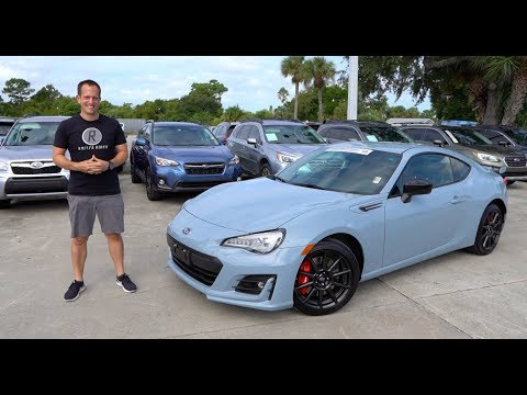 is-a-used-2019-subaru-brz-series-gray-a-special-sports-car-value?