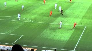 Wesley Sneijder   Ass Pass   Galatasaray vs Bursaspor 6 0   02 02 14   YouTube