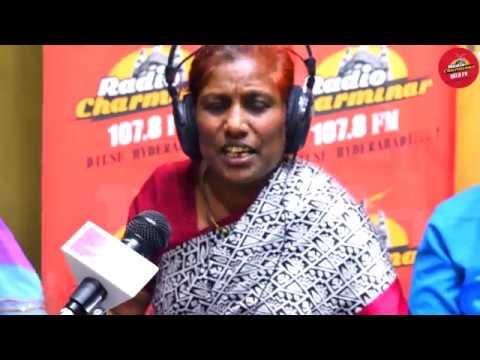 Dholakkegeet||Tunetho Mujhe Begum||Radio Charminar|| 107.8 FM|| Khalama Is Back😎