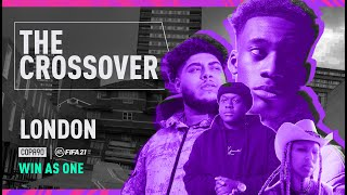 Rappers Want To Ball, Ballers Want To Rap | The Crossover | London feat Big Zuu & Callum HudsonOdoi