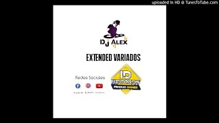 Dj Alex Sandunga Extended Remix ID Records YouTube Videos
