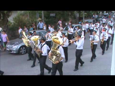 Cortejo de Pinheiro de Ázere 2011 (Avenida)