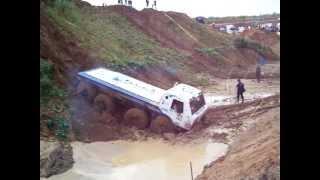 Truck trial Tatra 813 8x8 Extreme d...