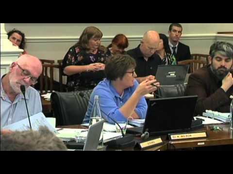 Dunedin City Council - Annual Plan Meeting - Jan 25 2016 - Part 4