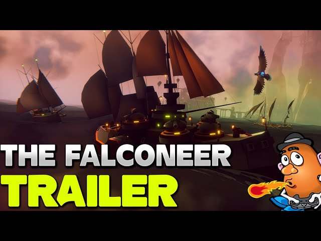 The Falconeer Reveal Trailer