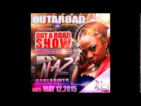 Listen The OutAroad Show Hosted By Dj Naz - Week #1