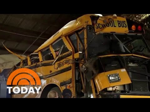 Deadly Chattanooga School Bus Crash: New Details Emerge | TODAY