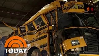 #Deadly Bus Crash