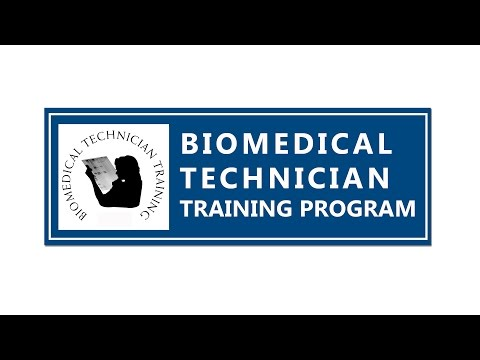 An Introduction To The Biomedical Technician Training Program At The Wistar Institute