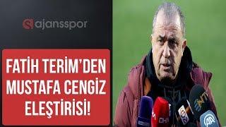 SON DAKİKA- Arda Turan Galatasaray'a transfer krizi ! Fatih Terim, Başkan Mustafa Cengiz'i eleştirdi