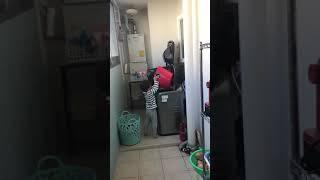 #30개월 세탁기 돌리기 #30개월 빨래 #아기 세탁기