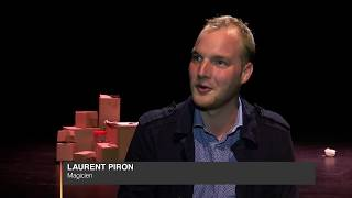 Laurent Piron - La magie nouvelle - Interview Vedia