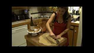 Skinny-Mini Pizzas Part 2  Making the Pizzas
