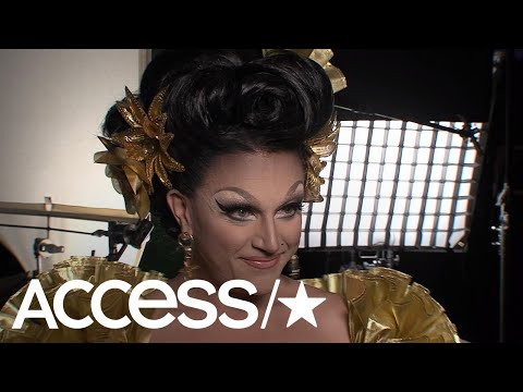 'All Stars' S3: BenDeLaCreme Says Trixie Mattel & Shangela Are Her Biggest Competition | Access