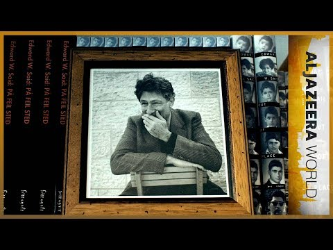 🇵🇸 ✍️ Edward Said: 'Out of Place' | Al Jazeera World