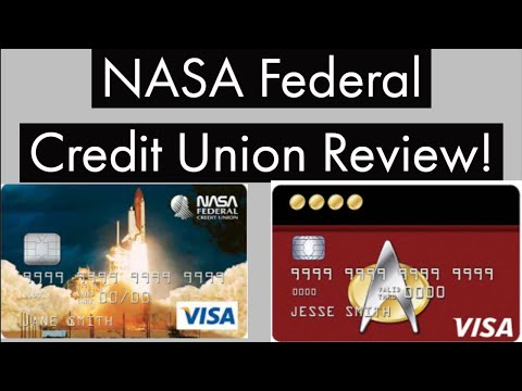 NASA Federal Credit Union Review - High Limits Easy Approval - Nationwide Membership - The New NFCU?