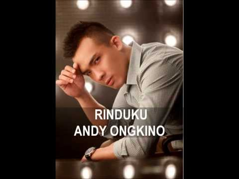 Andy Ongkino - Rinduku (lyrics)